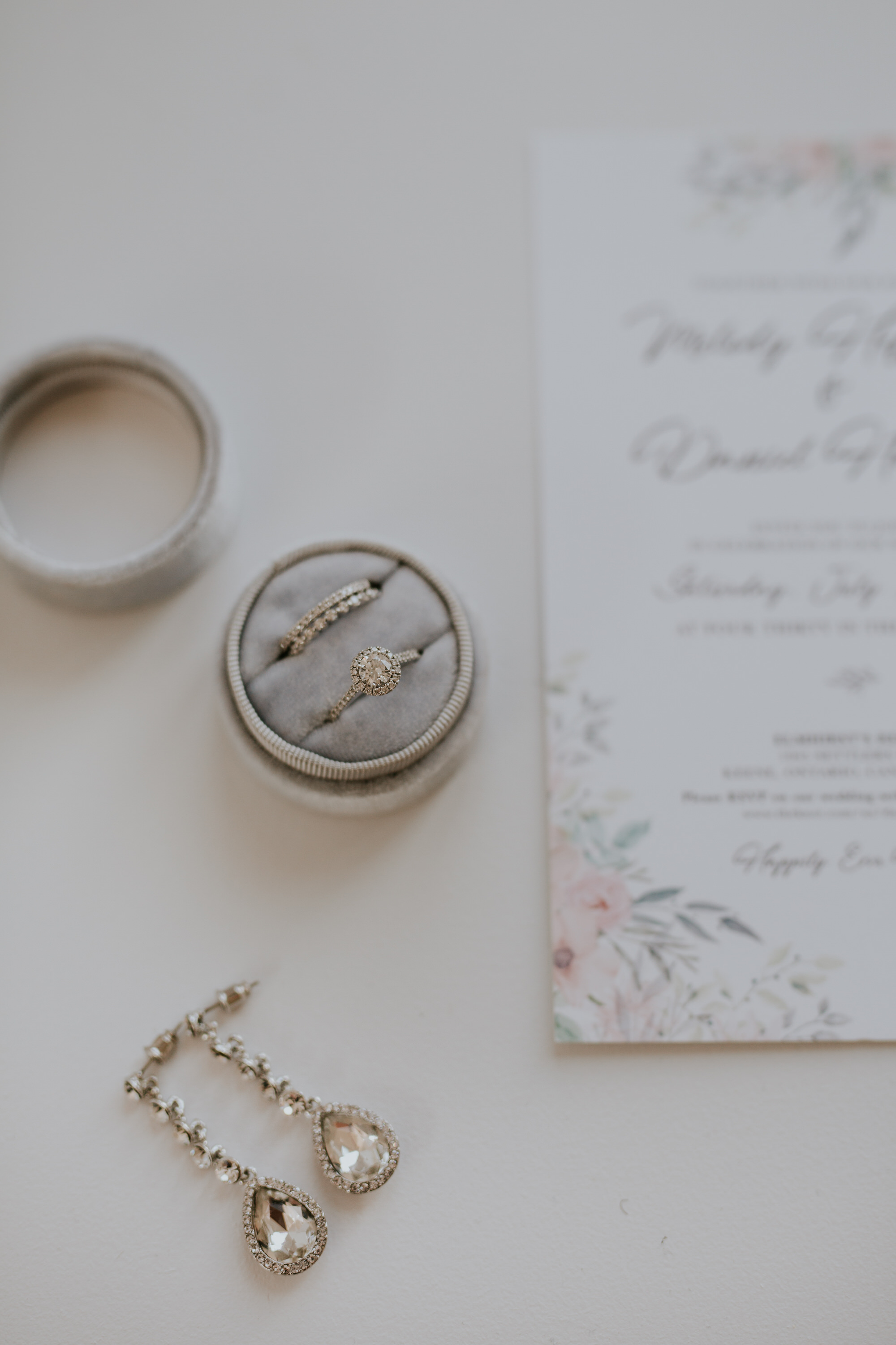 Elmhirst Resort Wedding - Bridal details