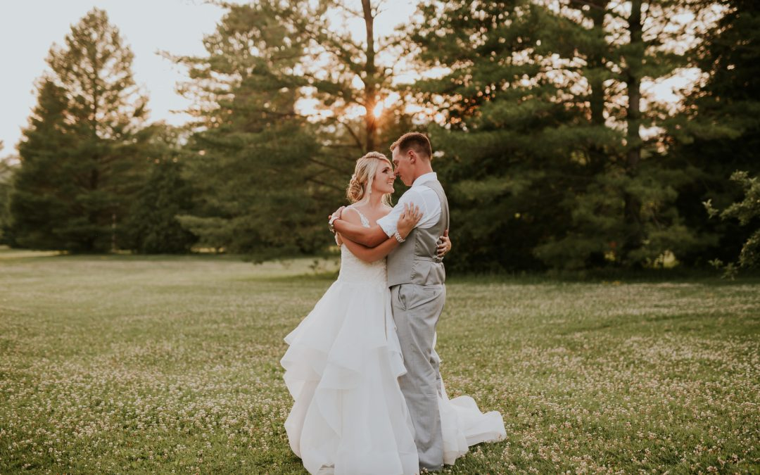 Melody + Dan   Elmhirst Resort Wedding Keene, Ontario