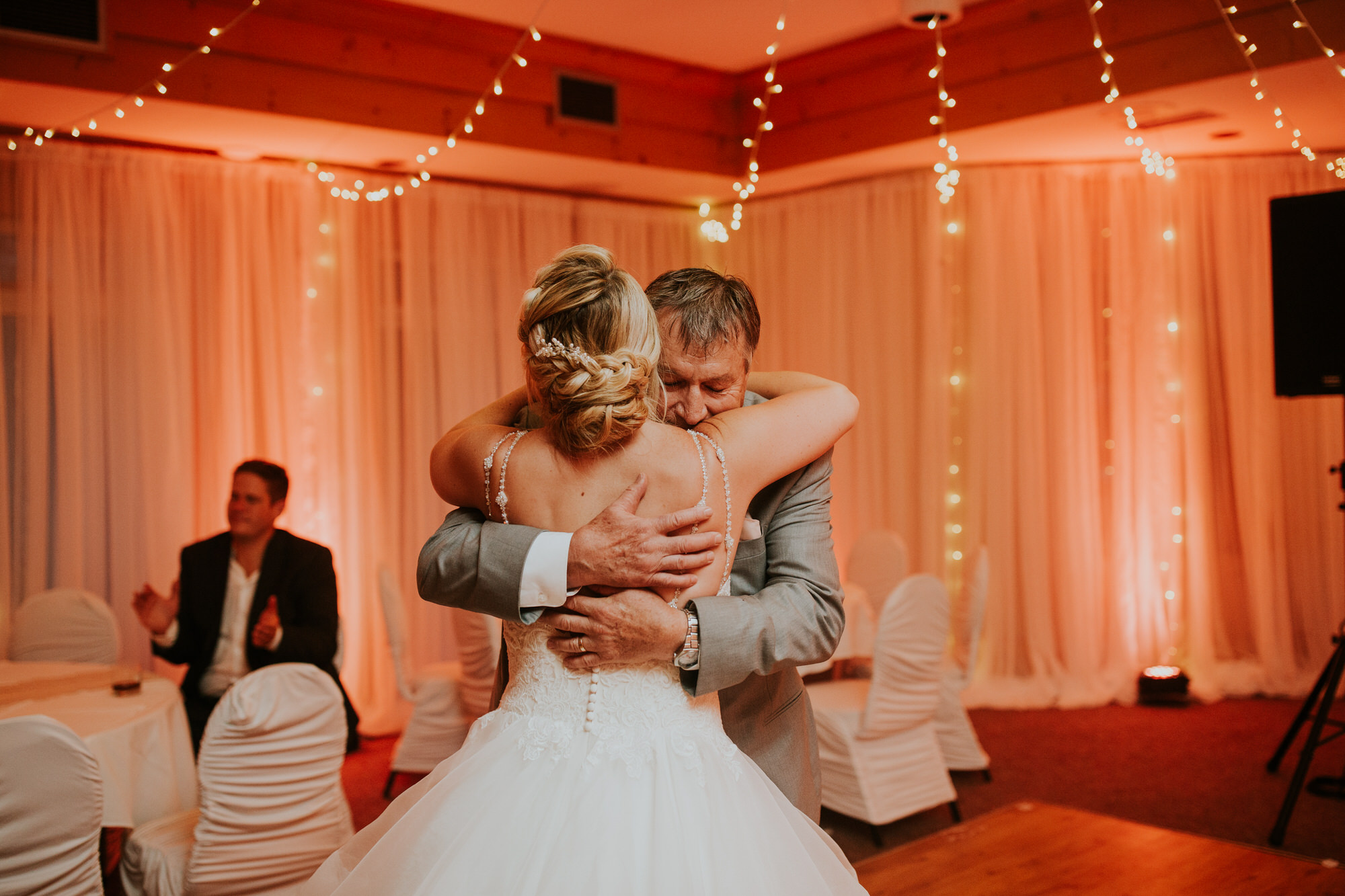 Elmhirst Resort Wedding - father daughter dance